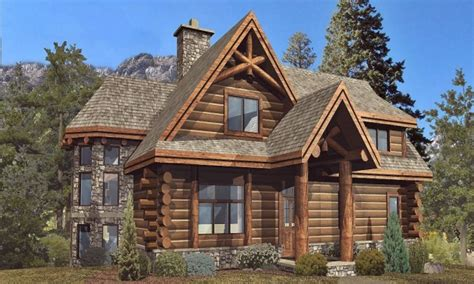 Log Cabin Home Plans by Log Cabin Homes Floor Plans Small Log Cabin Floor Plans