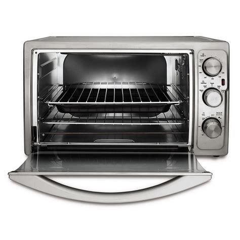 oster convection countertop oven new oster countertop oven large xl stainless steel convection toaster oven ebay