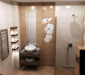 Kleines Bad Dusche : badideen kleines bad interessante interieurentscheidungen ~ Markanthonyermac.com Haus und Dekorationen