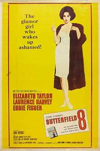 Butterfield 8 Movie Posters From Movie Poster Shop