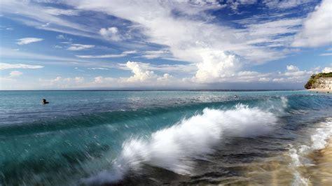 南印度洋碧海蓝天唯美沙滩摄影图片好看的电脑桌面壁纸_桌面壁纸_电脑桌面壁纸高清_图片大全_桌面背景壁纸图片_酷图吧壁纸下载