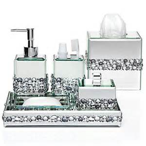 Pink Rhinestone Bathroom Accessories by 25 Best Ideas About Bling Bathroom On Shower