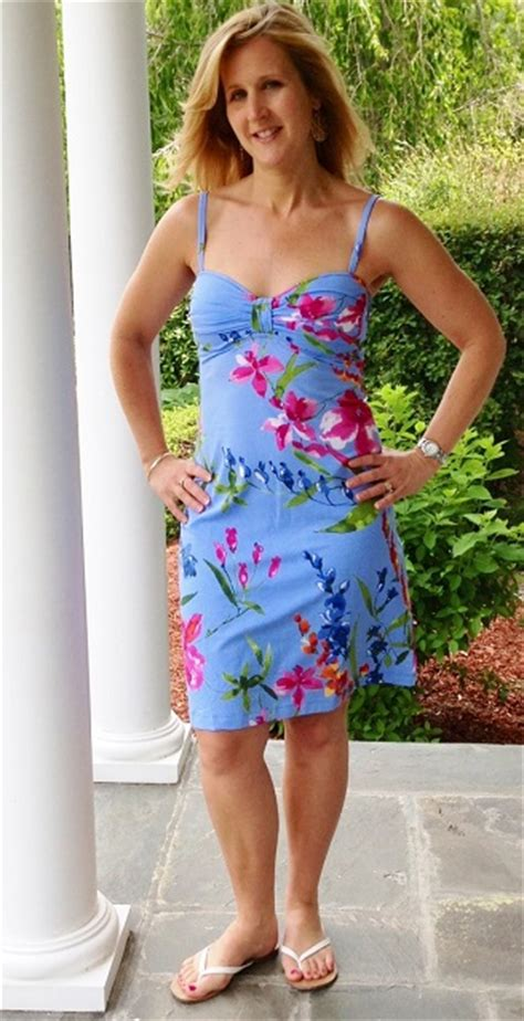 Staying Cool in Summer Dresses for Women Over 40