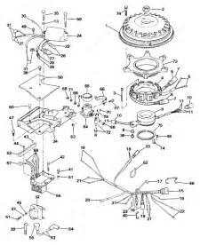 Evinrude 1987 225 - E225clcub  Ignition System