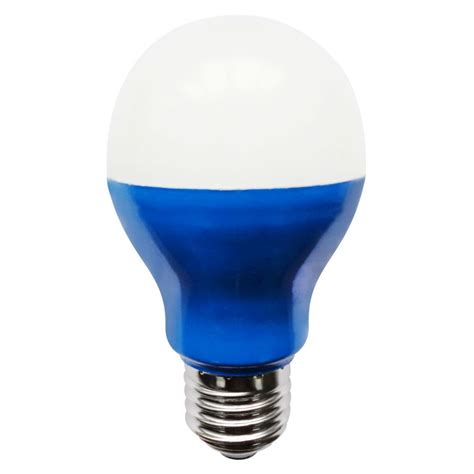05748 5w led blue gls light bulb es e27 outdoor