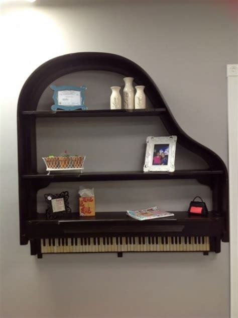 creative ideas  repurpose  pianos gift ideas