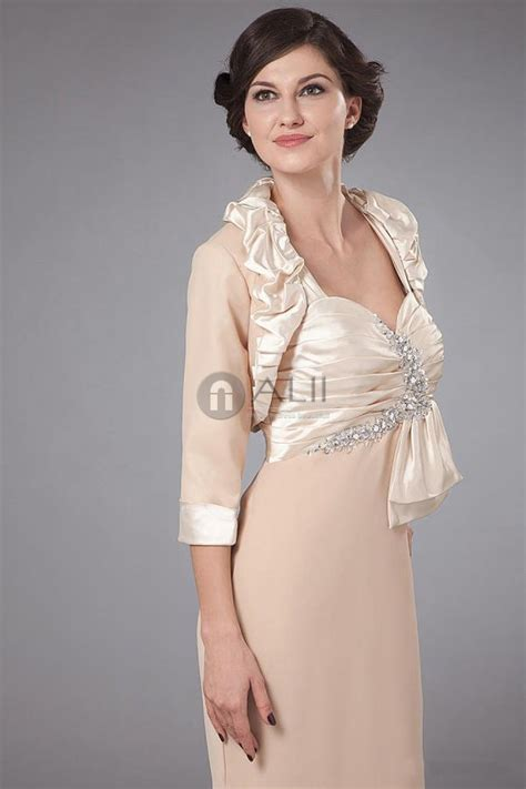 Elegant And Gorgeous Petite Mother Of The Bride Dresses