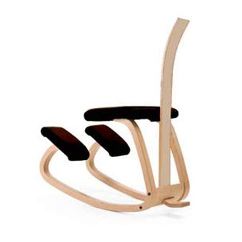 Variable Balans Kneeling Chair by Bloggang Korea Series Varier Variable Balans