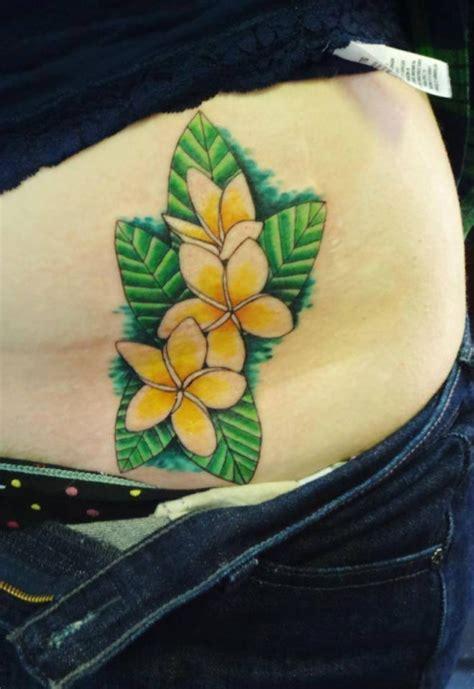 plumeria tattoos designs ideas  meaning tattoos
