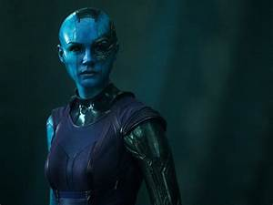 Guardians of the Galaxy: Nebula bio