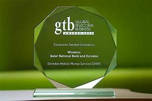 QNB wins Consumer Service Innovation Award for its ...