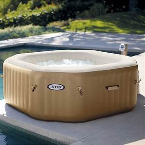 prix jacuzzi exterieur leroy merlin valdiz With rechauffeur piscine intex leroy merlin 6 spa gonflable piscine et spa leroy merlin