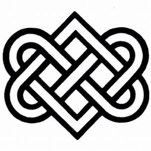 Irish Celtic Symbol For Eternal Friendship Irish Eternal ...