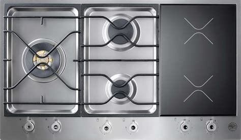 Bertazzoni Pm363i0x 36 Inch Segmented Gas/induction