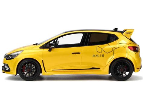 Gambar Mobil Renault Clio R S by Renault Clio Iv Rs 16 Concept Car 2017 Ottomobile 1