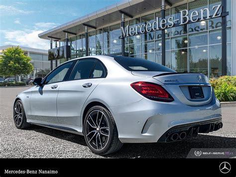 Vea fotos de alta resolución, precios e información sobre vehículos en venta cerca suyo. New 2020 Mercedes-Benz C43 AMG 4MATIC Sedan 4-Door Sedan in Nanaimo #121090 | Mercedes-Benz Nanaimo