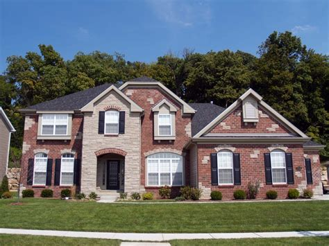exterior brick colors exterior house colors exterior