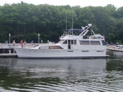 Boat Dealers Myrtle Beach by 1977 Pacemaker Motor Yacht Power New And Used Boats For Sale