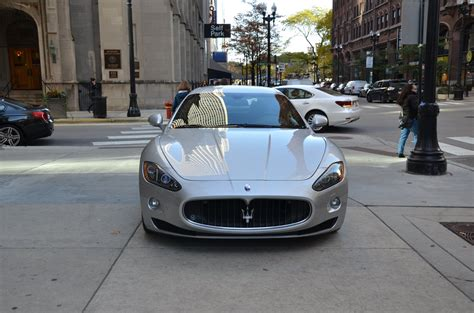 Used Maserati Chicago by Used 2010 Maserati Granturismo S For Sale 39 880