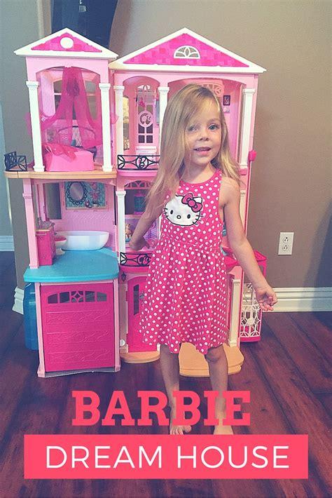 girls dream  true  barbie dream house family