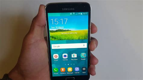 android version 6 0 1 android 6 0 1 per samsung galaxy s5 problemi e tilt