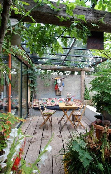 idee deco petit jardin comment am 233 nager sa terrasse