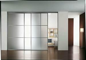 Porte Placard Coulissante Castorama : la porte coulissante 19 exemples de portes cools et lissantes ~ Farleysfitness.com Idées de Décoration