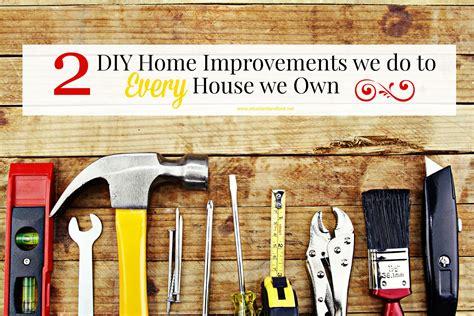diy home improvements     house