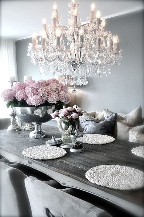 Rustic Chic Dining Room Ideas by Decorating With Style Rustic Glam Remodelaholic