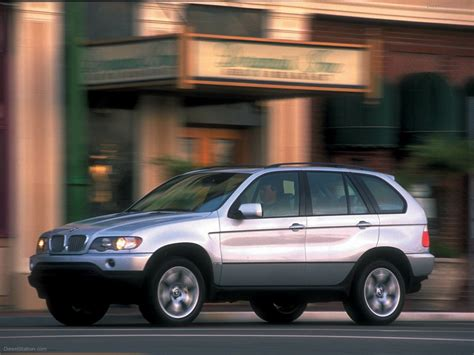 Bmw X5 2000 Exotic Car Pictures 030 Of 40 Diesel Station