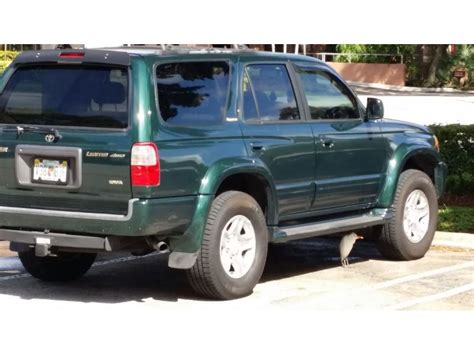 Toyota 4runner For Sale by 1999 Toyota 4runner For Sale By Owner In Miami Fl