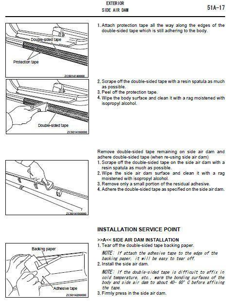 car repair manuals download 2007 mitsubishi outlander engine control 2007 2009 mitsubishi outlander oem service repair fsm manual wiring diagram car truck