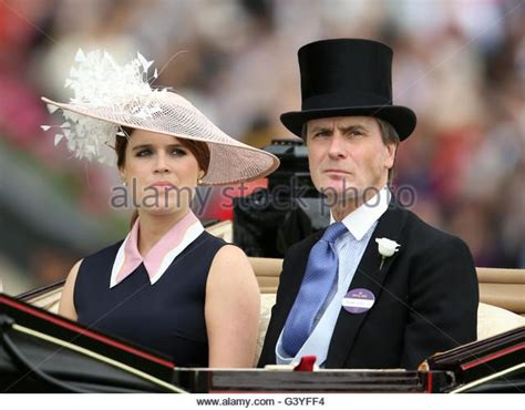 Princess Eugenie of York and David Carnegie, 4th Duke of ...