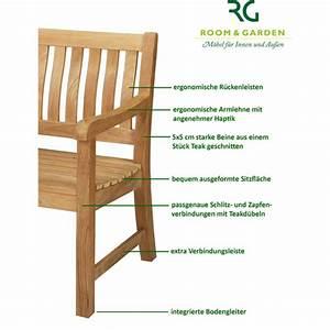Gartenbank Teak 3 Sitzer : gartenbank cottage paradise teak 3 sitzer ~ Bigdaddyawards.com Haus und Dekorationen