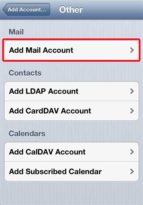 how to add mail account on iphone how to set up email on your iphone rediweb hosting guides