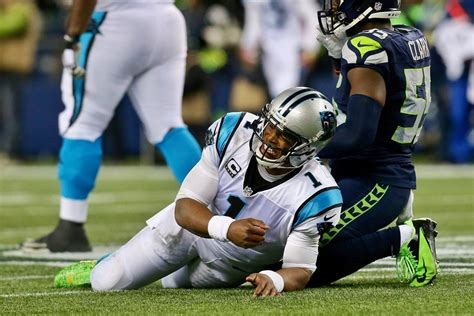 complete coverage seahawks  panthers  seattle routs