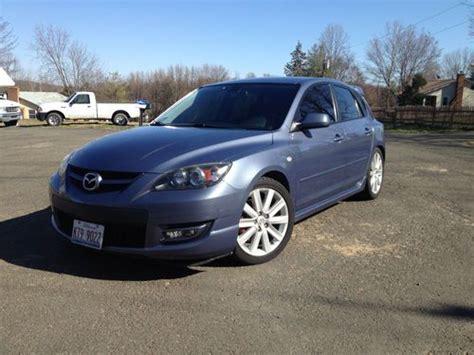 Purchase Used 2007 Mazda 3 Mazdaspeed Hatchback 4-door 2