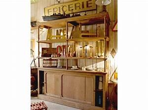 Meuble De Drapier : le meuble de drapier elle d coration ~ Teatrodelosmanantiales.com Idées de Décoration
