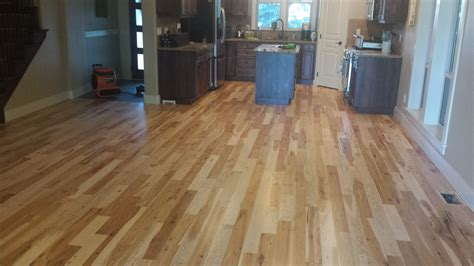 hardwood flooring boise hickory flooring refinish using uv on boise ave a max hardwood flooring