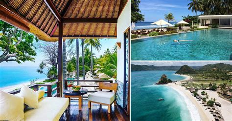 9 Beach Resorts In Lombok Under  Where You Can Find