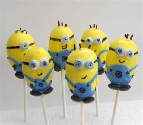 minion cake pops minion cakes decoration ideas birthday cakes