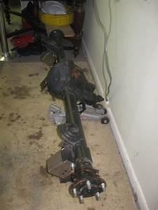 Dana 44 Rear For Sale 3 73 Gears