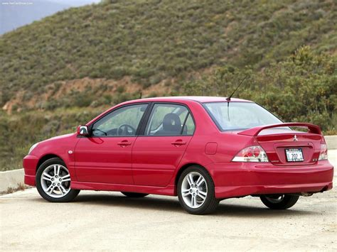 Mitsubishi Lancer Ralliart (2004) picture #15, 1600x1200