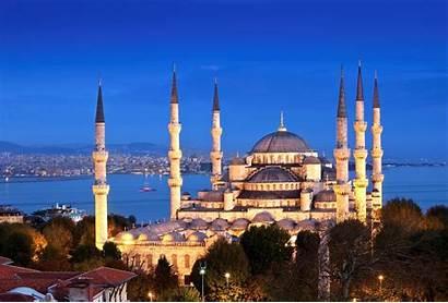 Istanbul Visit Turkey Places Tourist Mosque
