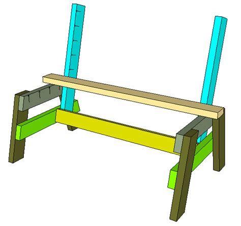 park bench table plans pdf plans 2 4 park bench plans download clock wooden plans