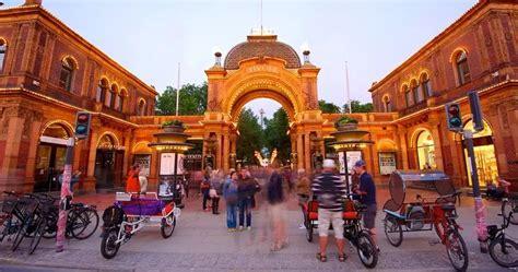 เที่ยวยุโรป ทวีปแห่งสวรรค์: เที่ยวสวนสนุกทิโวลี่ TIVOLI ...
