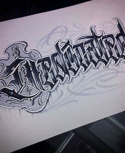 tattoo lettering stencils pictures to pin on pinterest With tattoo letter stencils