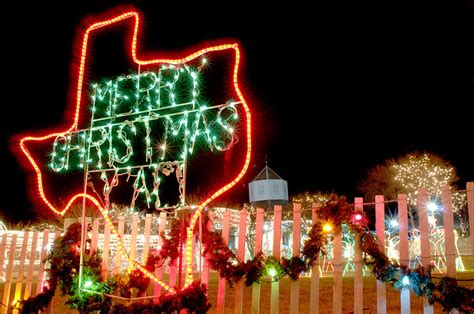 texan christmas decorations