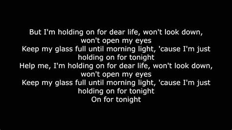 A Part Of That Lyrics