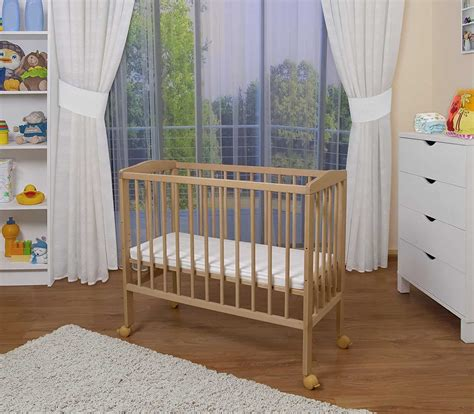 Waldin Baby Bedside Cot Co Sleeping Review